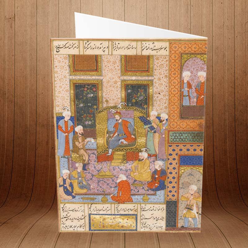 کارت پستال داستانهای شاهنامه کد 2200