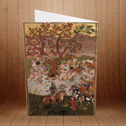 کارت پستال داستانهای شاهنامه کد 2202