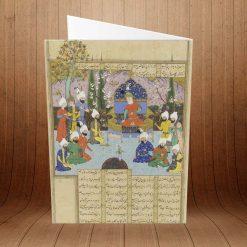 کارت پستال داستانهای شاهنامه کد 2203