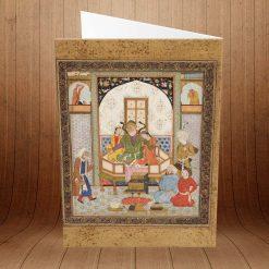 کارت پستال داستانهای شاهنامه کد 2206