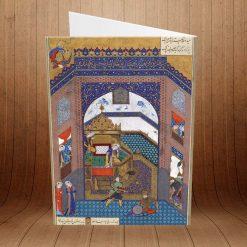 کارت پستال داستانهای شاهنامه کد 2207