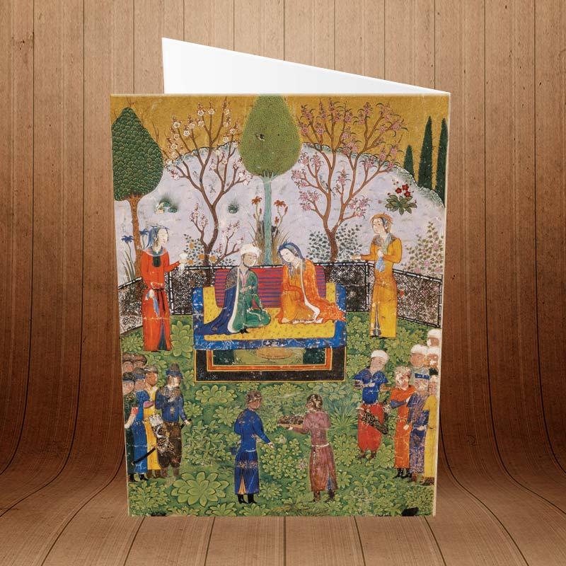 کارت پستال داستانهای شاهنامه کد 2208