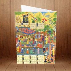 کارت پستال داستانهای شاهنامه کد 2215