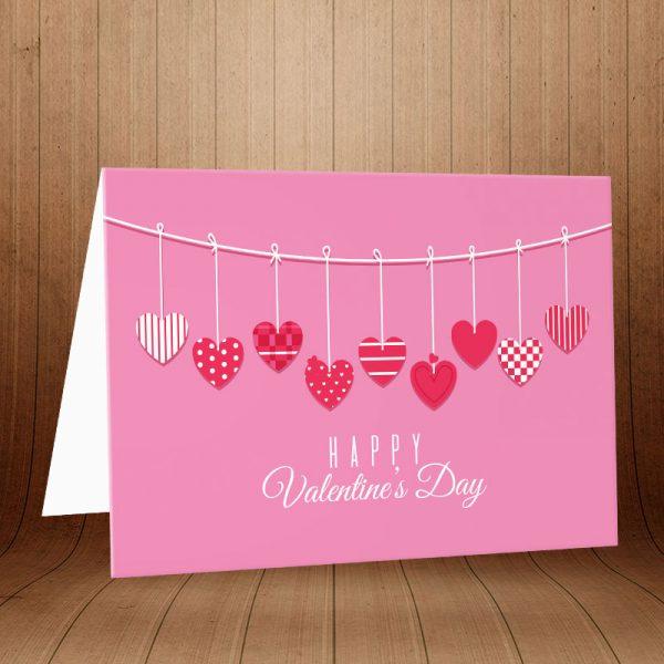کارت پستال عاشقانه کد 3589