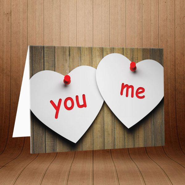 انواع کارت پستال عاشقانه کد 3599