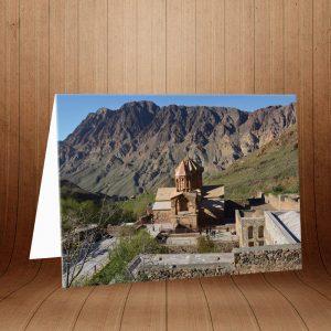 کارت پستال کلیسای سنت استپانوس کد 3881
