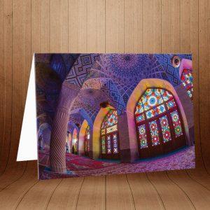 کارت پستال مسجد نصیرالملک کد 3948
