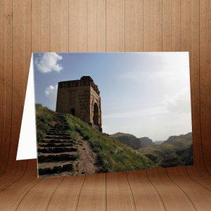 کارت پستال قلعه ضحاک کد 3953