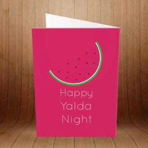 کارت پستال شب یلدا کد 3980