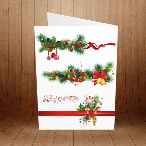 کارت پستال کریسمس کد 3971