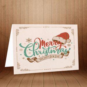 کارت پستال کریسمس کد 3974