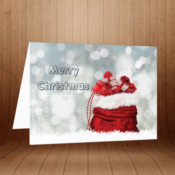 کارت پستال کریسمس کد 3976