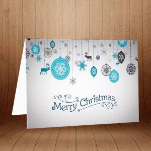کارت پستال کریسمس کد 3978