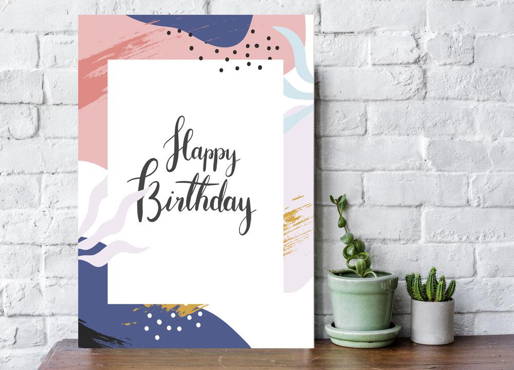 کارت تبریک تولد برادر