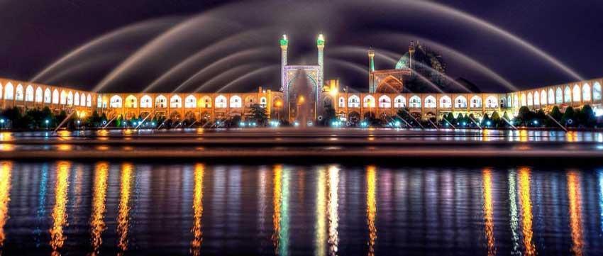 با جاذبه های توریستی شهر اصفهان آشنا شویم
