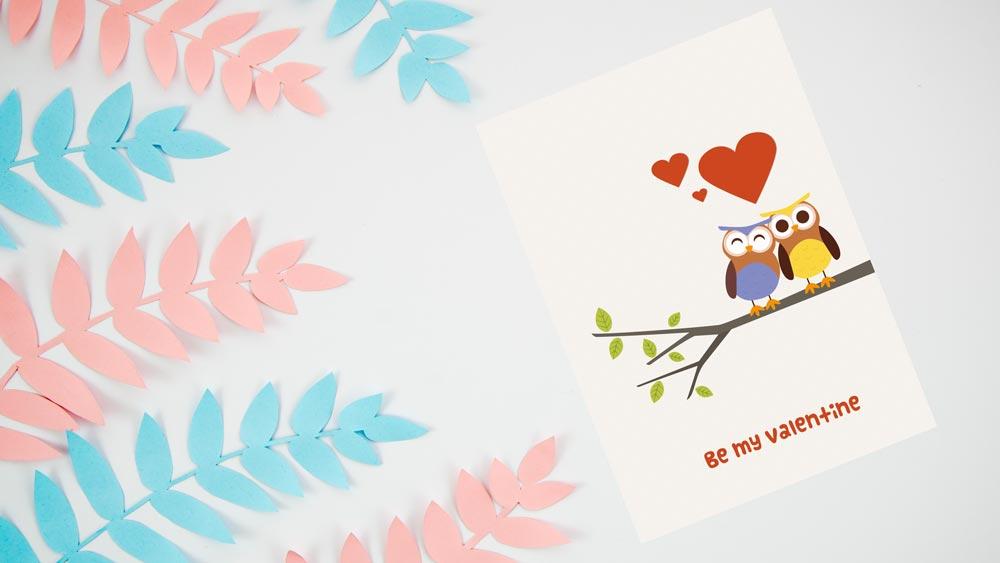 سخن پایانی در خصوص کارت پستال برای ولنتاین