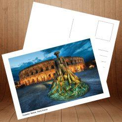 کارت پستال جهان زیبا کد 4569
