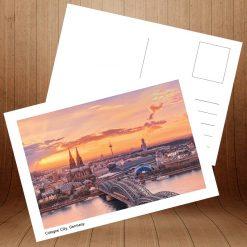 کارت پستال جهان زیبا کد 4572