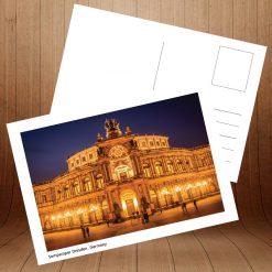 کارت پستال جهان زیبا کد 4574
