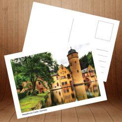 کارت پستال جهان زیبا کد 4576