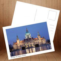 کارت پستال جهان زیبا کد 4577