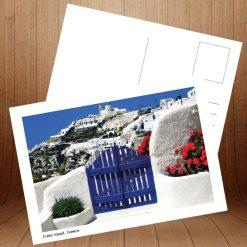 کارت پستال جهان زیبا کد 4580