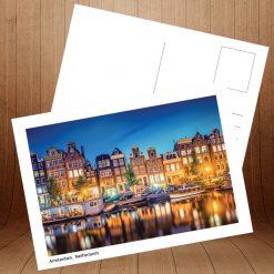 کارت پستال جهان زیبا کد 4582