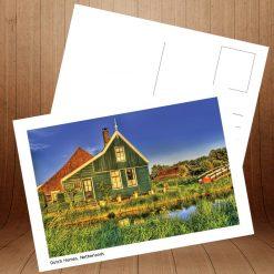 کارت پستال جهان زیبا کد 4585