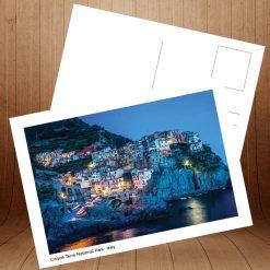 کارت پستال جهان زیبا کد 4593