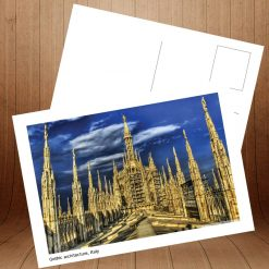 کارت پستال جهان زیبا کد 4599