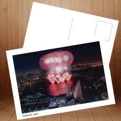 کارت پستال جهان زیبا کد 4606