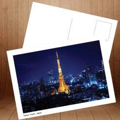 کارت پستال جهان زیبا کد 4609