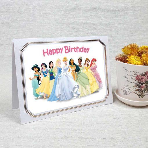 کارت پستال تبریک تولد کد 4326 لوکس