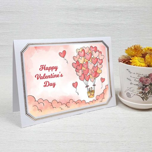 کارت پستال عاشقانه کد 4480 لوکس