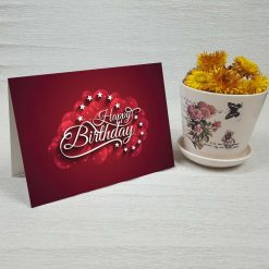 کارت پستال تبریک تولد کد 3335 کلاسیک