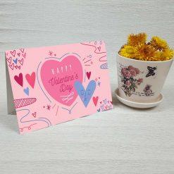 کارت پستال عاشقانه کد 4475 کلاسیک