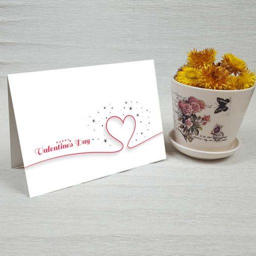 کارت پستال عاشقانه کد 4479 کلاسیک