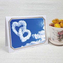 کارت پستال عاشقانه کد 3025 لوکس