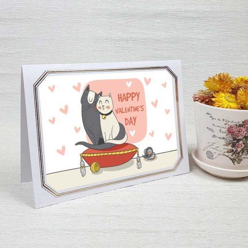 کارت پستال عاشقانه کد 3580 لوکس