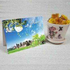 کارت پستال عید نوروز کد 2087 کلاسیک
