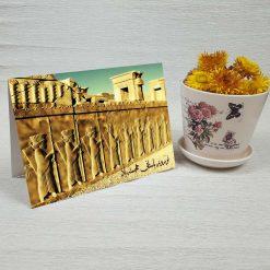 کارت پستال عید نوروز کد 2110 کلاسیک
