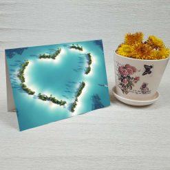 کارت پستال عاشقانه کد 3026 کلاسیک