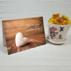 کارت پستال عاشقانه کد 3028 کلاسیک
