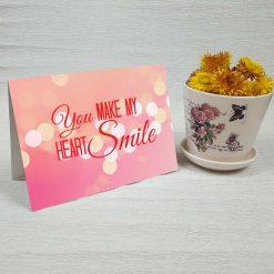 کارت پستال عاشقانه کد 3033 کلاسیک