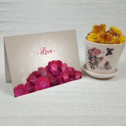 کارت پستال عاشقانه کد 3059 کلاسیک