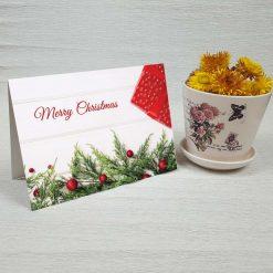 کارت پستال کریسمس کد 3561 کلاسیک