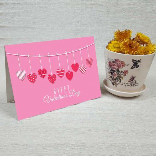 کارت پستال عاشقانه کد 3589 کلاسیک