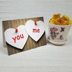 کارت پستال عاشقانه کد 3599 کلاسیک