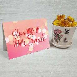 کارت پستال عاشقانه کد 3600 کلاسیک
