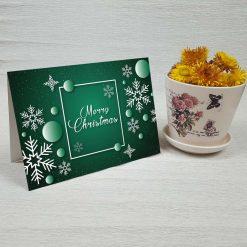 کارت پستال کریسمس کد 4682 کلاسیک